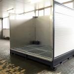 mobiler Waschplatz in Halle