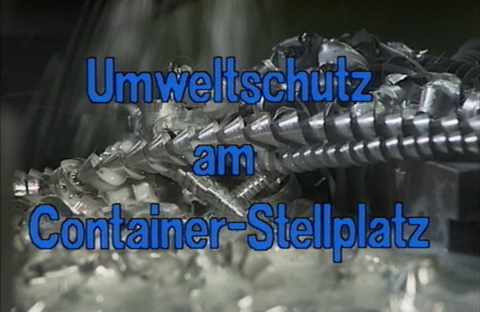 Video EMESTA Containerstellplatz