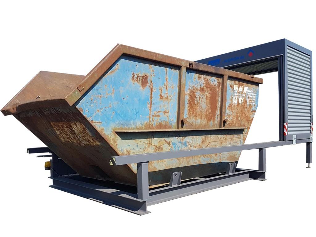 Container Abdeckung