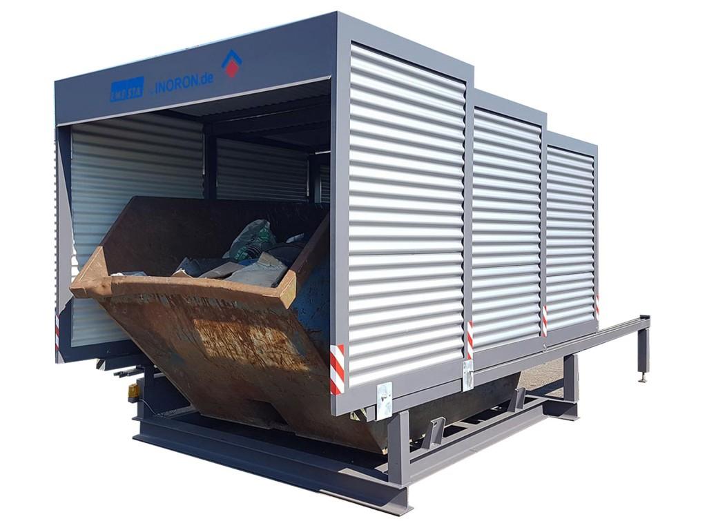 EMESTA Containerstellplatz