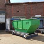 Containerstellplätze  (4)