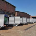 Containerstellplätze  (8)